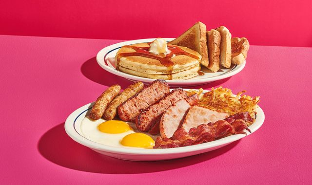 Breakfast Food Sampling Platters