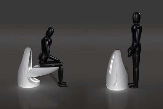 Transformer Toilets