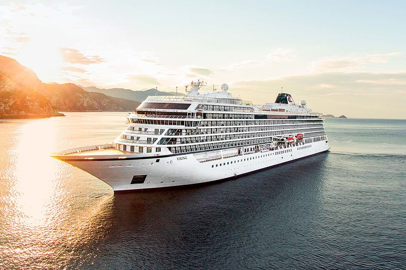 Luxury Six-Continent Cruises