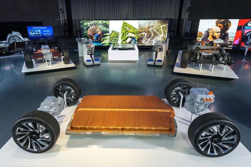 Adaptable EV Battery Designs
