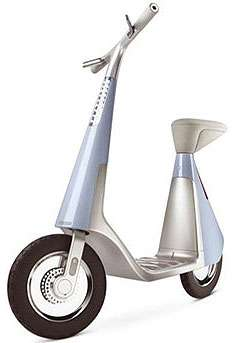 Ultra Light Electric Scooters