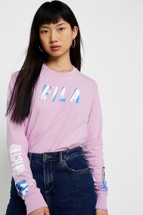 Violet Streetwear-Style Shirts