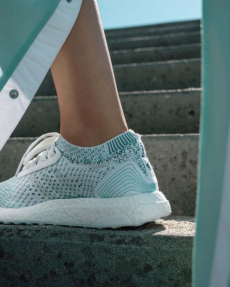 Eco-Friendly Knit Sneakers