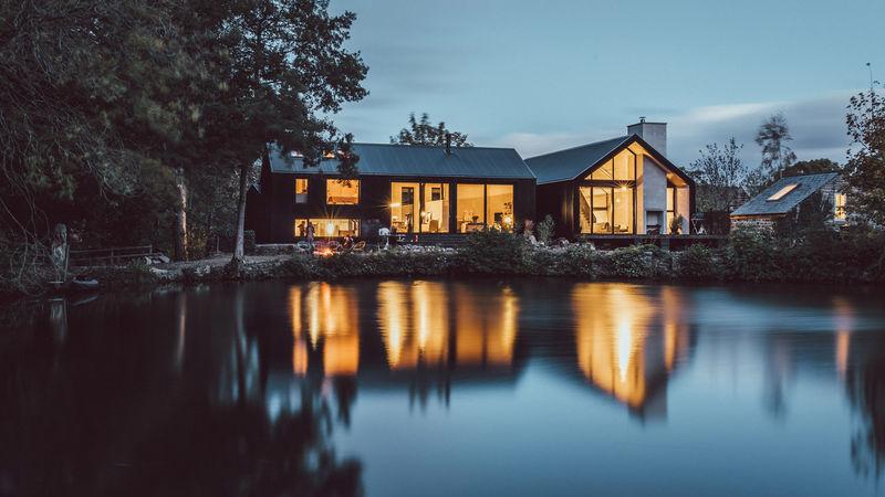 Ultra-Contemporary House Designs