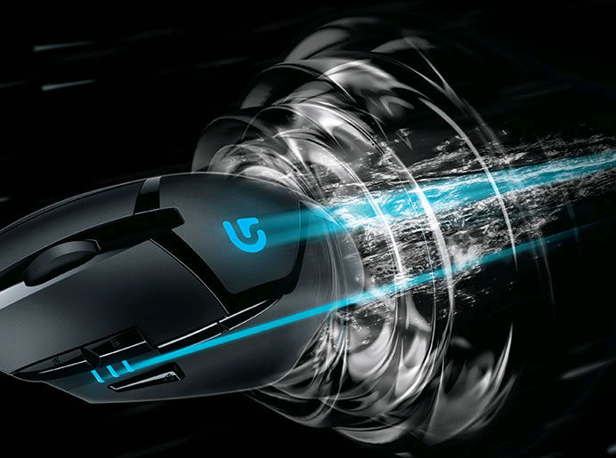 Ultra-Fast Gaming Mouse