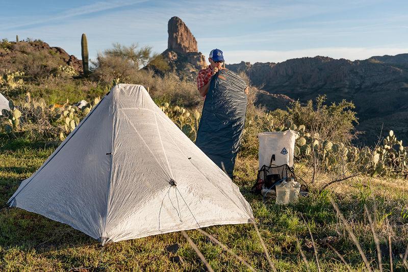 Durable Three-Season Tents