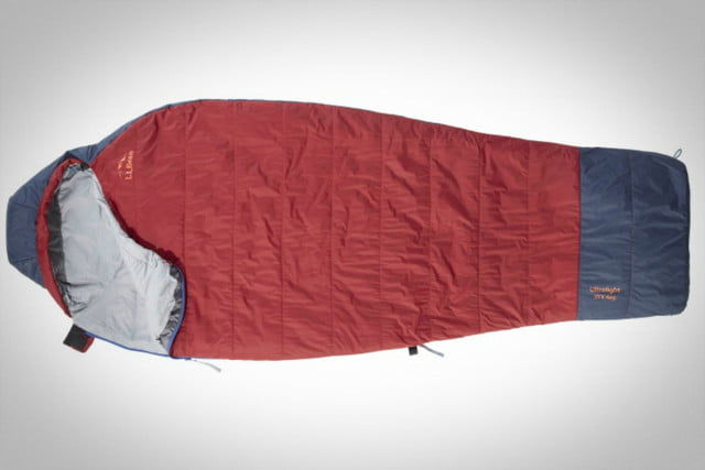 NASA Technology Sleeping Bags