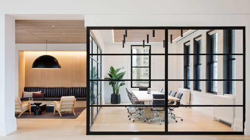 Ultra-Modern Office Interiors : ultra-modern office interior