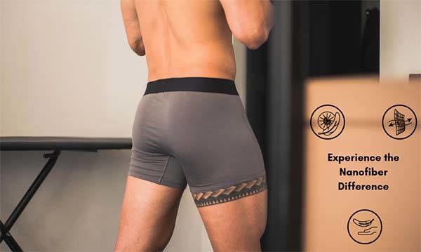 Natural Nanofiber Undergarments