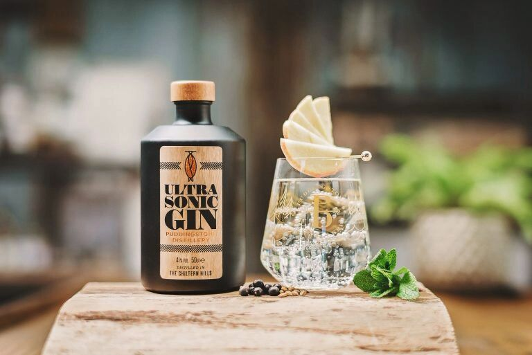 Bat-Inspired Gin Spirits