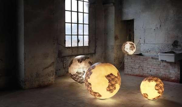 Crafty Globe Lighting