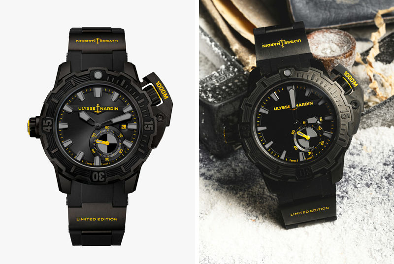 Military Personnel-Supporting Watches
