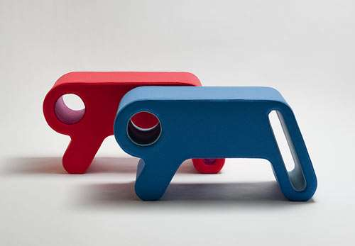Colorfully Youthful Furniture