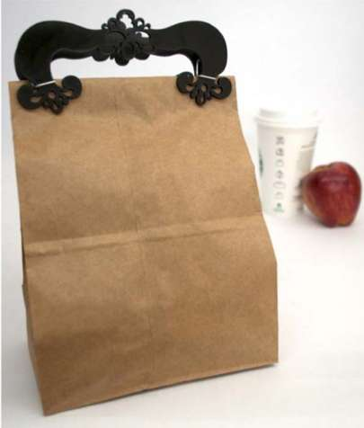 Posh Paper Bag Handles