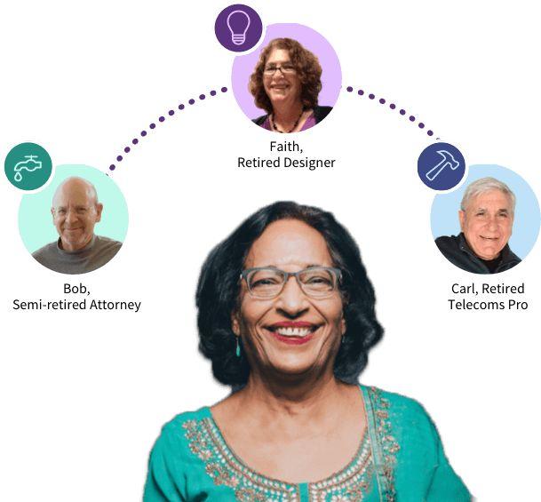 Community-Connecting Senior Jobs
