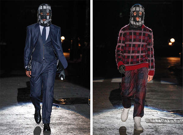 Ski-Masked Streetwear