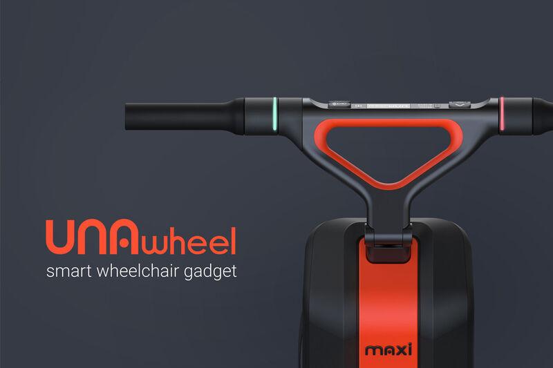 Accessible E-Bike Attachments