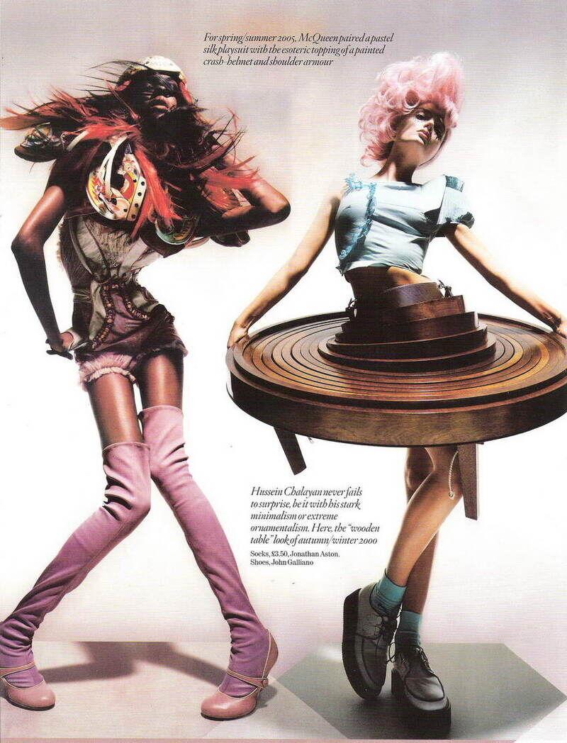 Eccentric Visionary Couture