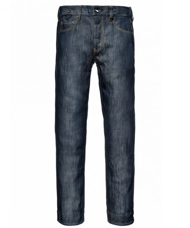 Tearproof Utilitarian Denim