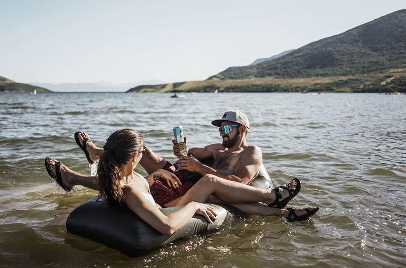 Packable Backpack-Friendly Rafts
