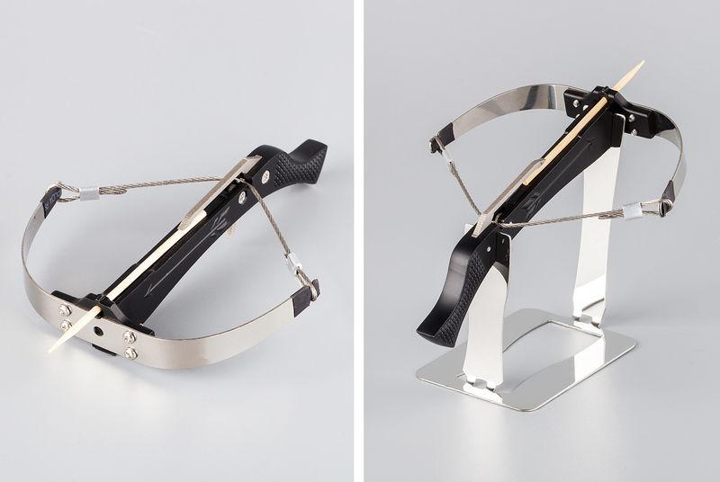Precise Miniature Cross Bows