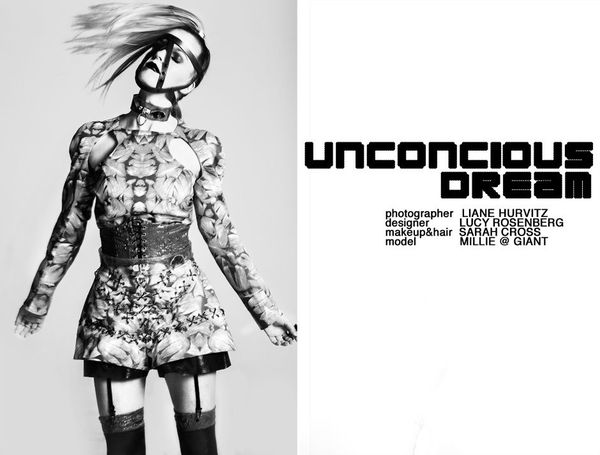 Eclectic Futuristic Fashion