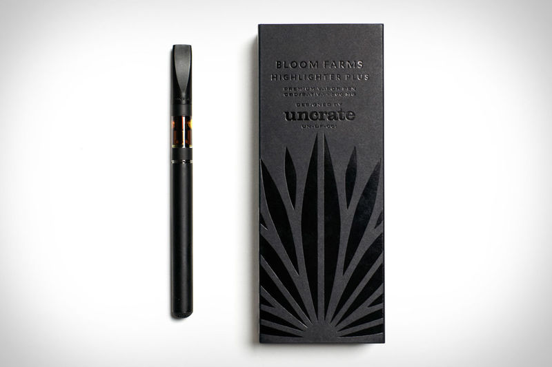 Sleek Marijuana Pens