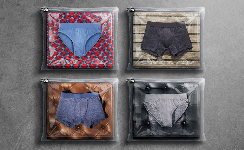 Underwear Subscription Branding