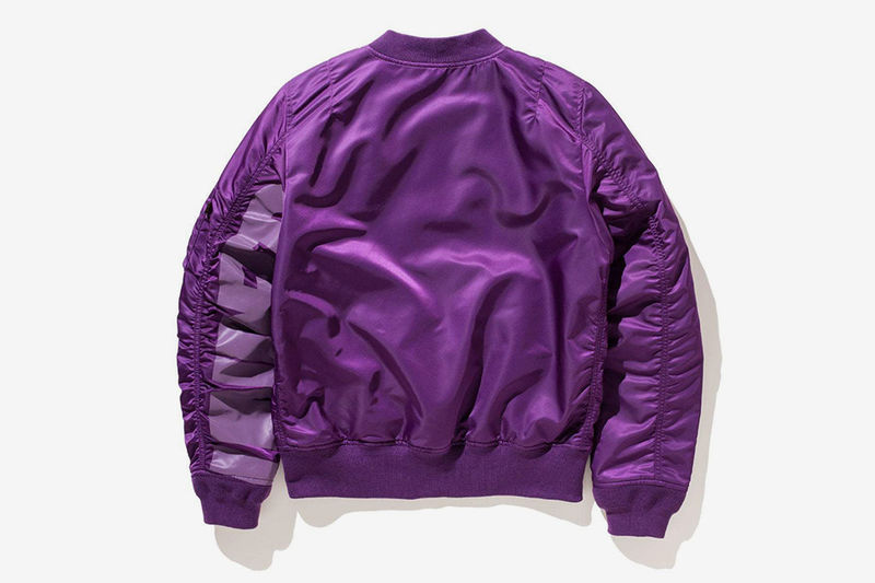 Collaborative Reversible Bomber Jackets