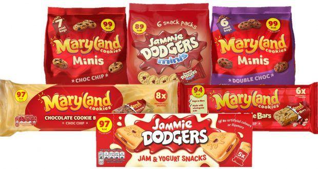 Low-Calorie Biscuit Snacks