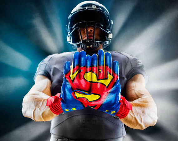Athletic Superhero Gloves