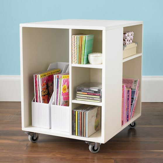 Rolling Under Desk Storage Rh Trendhunter Com Hk Bin