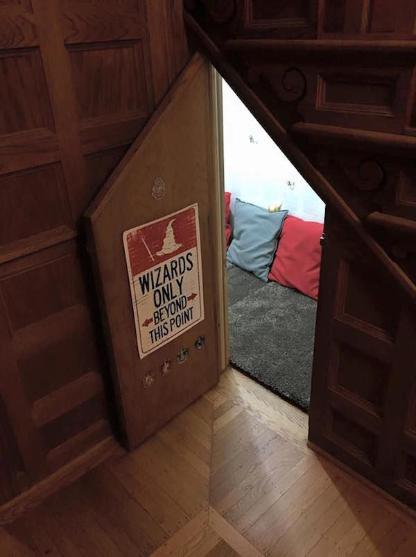 Homemade Wizard Abodes