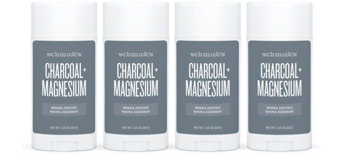 Organic Mineral Deodorants