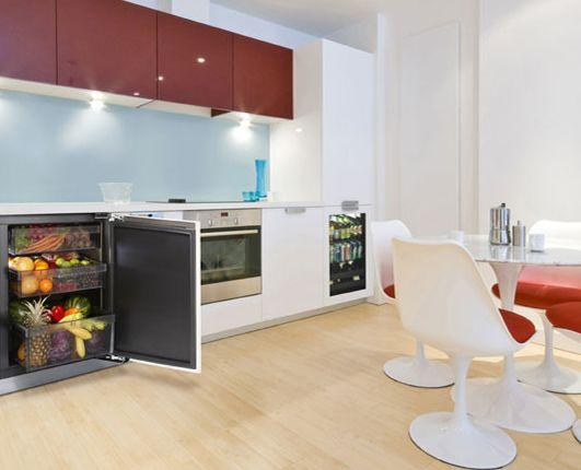 Clever Undercounter Refrigerators