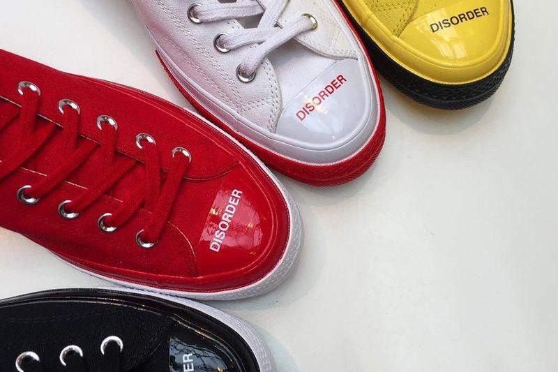 Juxtaposing Sneaker Collaborations