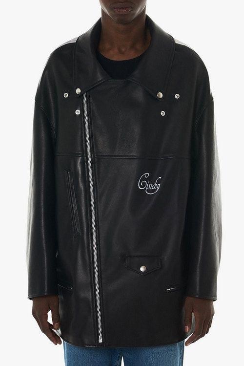 Celebratory Reworked Leather Jackets