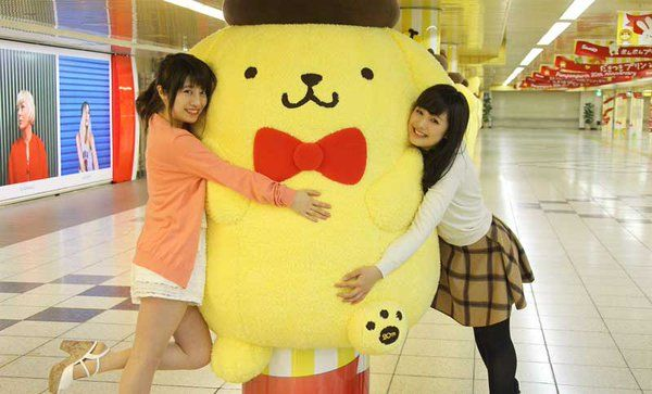 Huggable Subway Ads