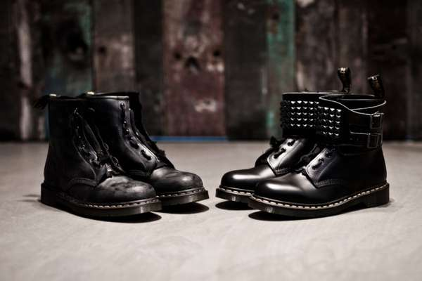 Raven Military Boots