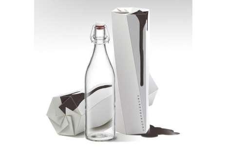 Wrung-Out Concept Cartons