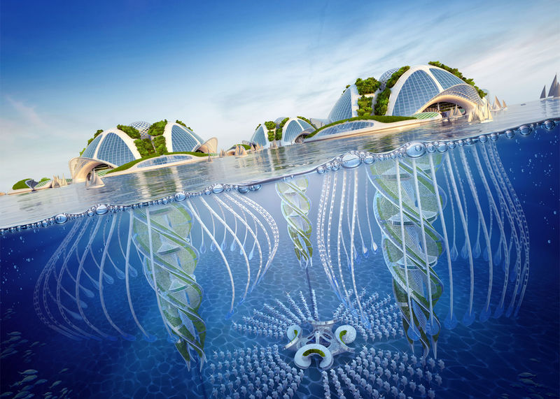 Eco Submarine Architecture