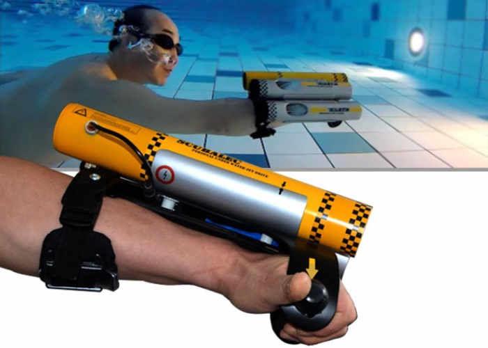 Underwater Armband Jets
