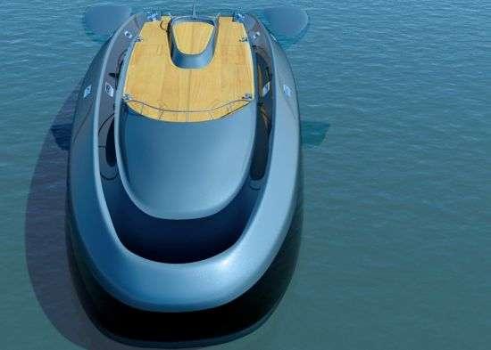 Underwater Luxury Yachts