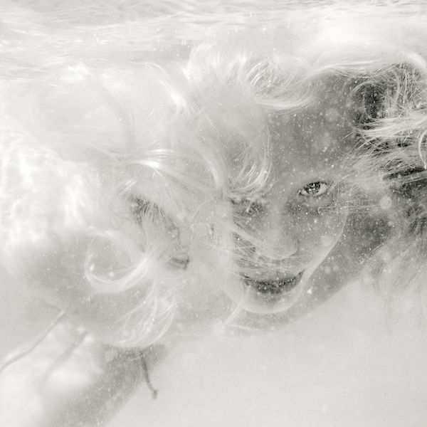 Grainy Underwater Portraits