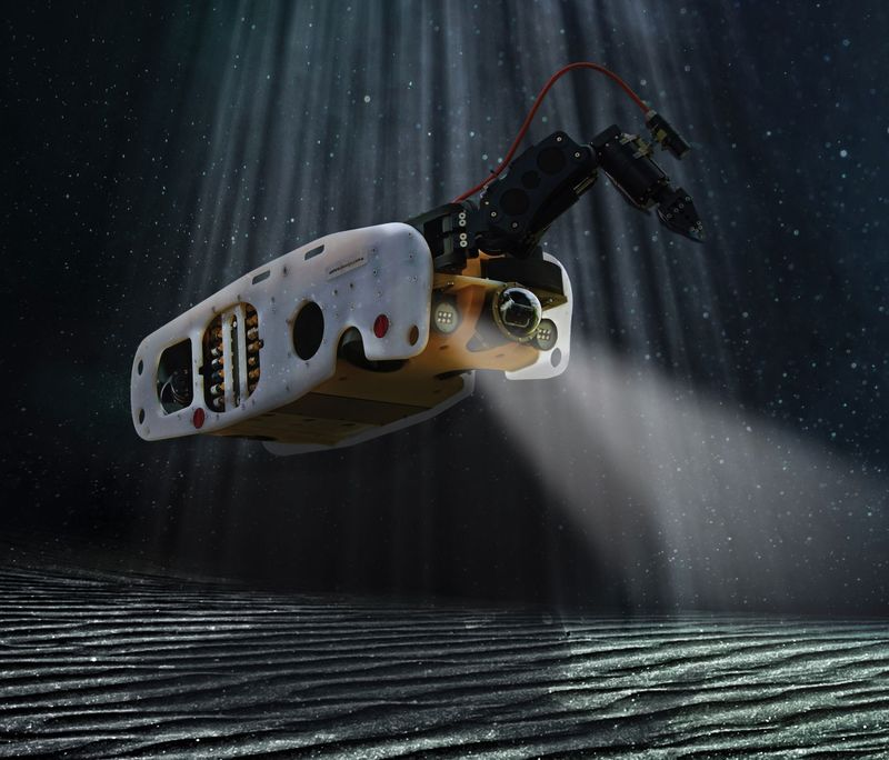 Underwater Safety Robots