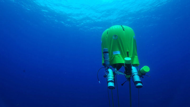 Underwater Life-Support Systems