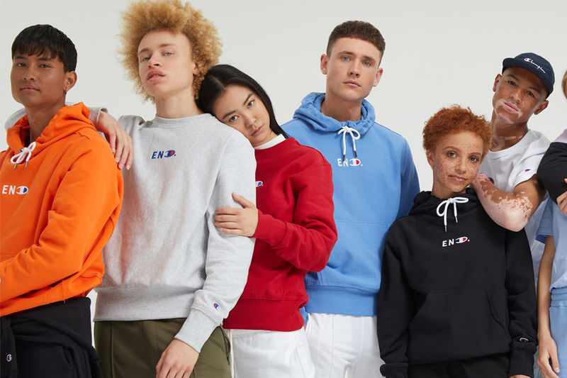 Cozy Collaborative Streetwear