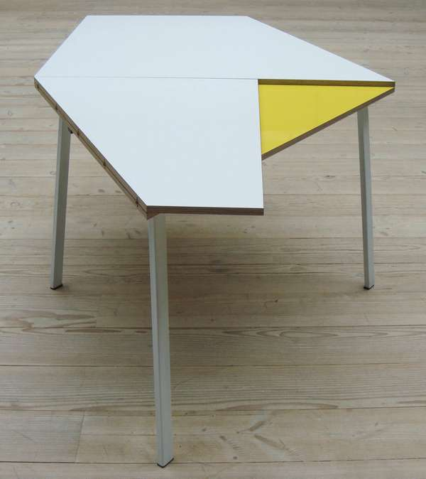 Transforming Origami Tables