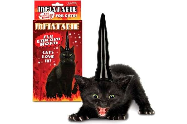 Darkly Humorous Kitty Accessories