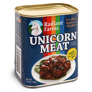 Canned Mythical Meats